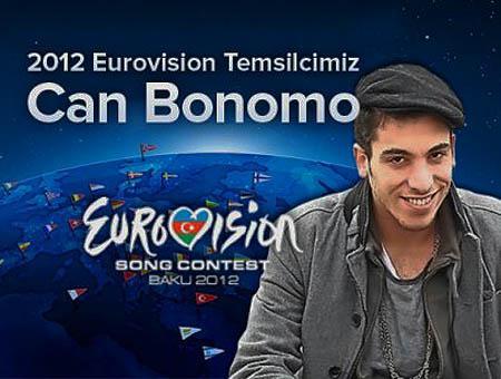 Can bonomo eurovision