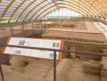 Catalhoyuk arqueologia