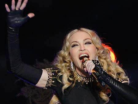 Madonna concierto