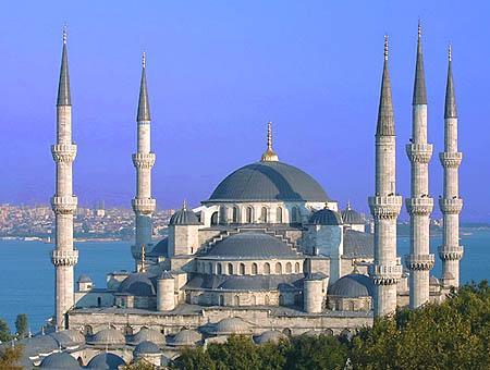 Mezquita azul sultanahmet