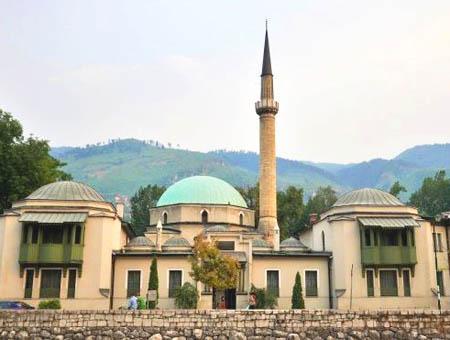 Bosnia mezquita imperial