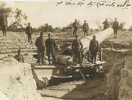 Otomanos gallipoli canakkale