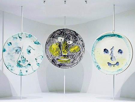 Picasso ceramicas grabados
