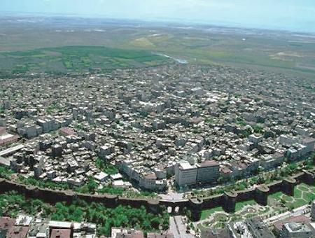 Diyarbakir murallas