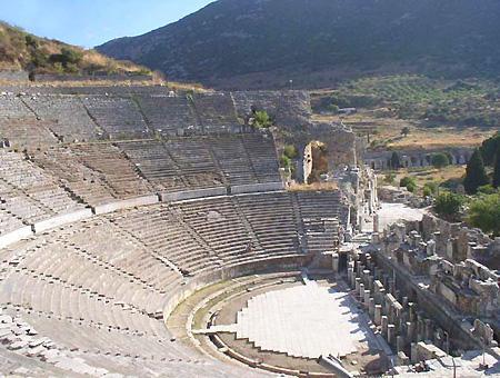 Efeso teatro