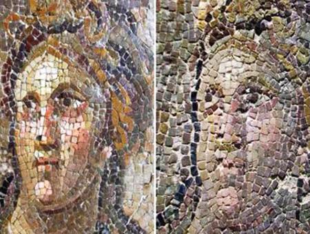 Hatay polemica mosaicos