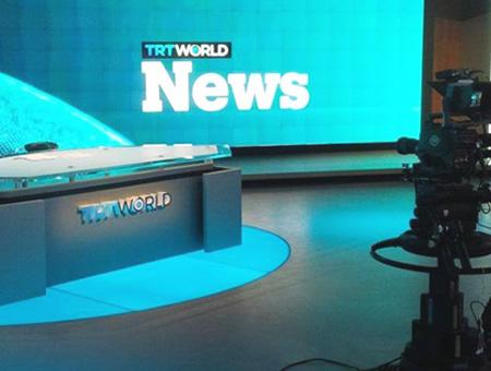 Trt world television