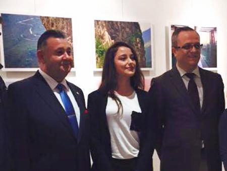 Exposicion fotografia fiscales estambul