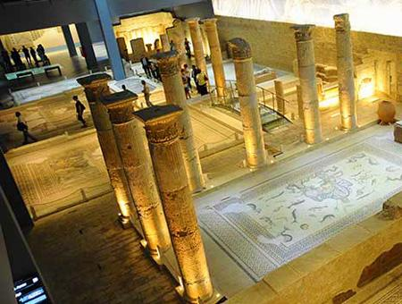 Gaziantep museo mosaicos zeugma