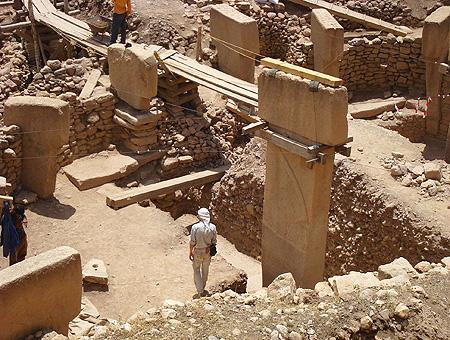 Gobeklitepe excavaciones urfa