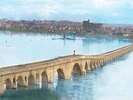 Edirne puente uzunkopru