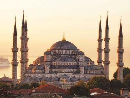 Estambul mezquita azul sultanahmet