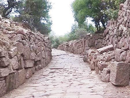Manisa via romana aigai