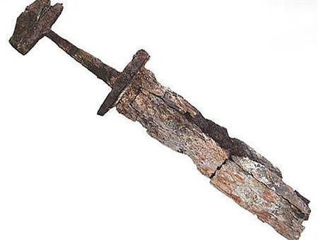 Antalya patara espada vikingos
