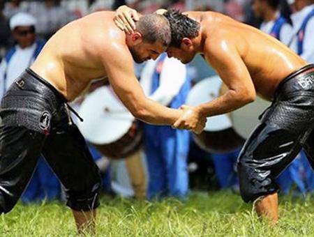 Edirne festival lucha kirkpinar
