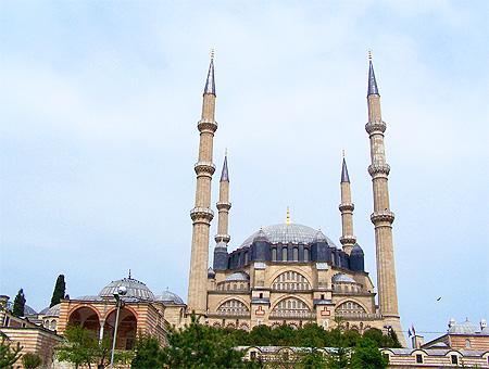 Edirne mezquita selim cc