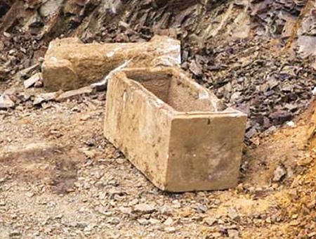 Estambul kadikoy sarcofago obras