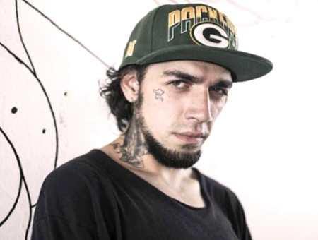 Ezhel cantante rap turco