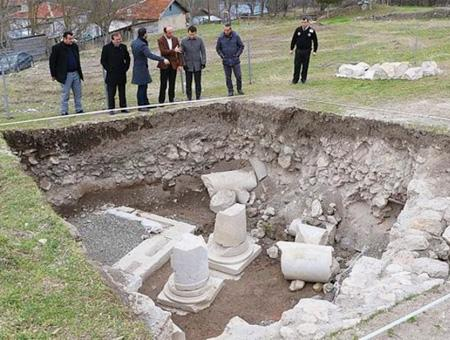 Descubren en el norte de Turquía una de las primeras iglesias de Anatolia
