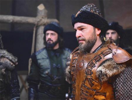 Escena de Diriliş Ertuğrul (Resurrección Ertuğrul), una de las series turcas de mayor éxito en la actualidad