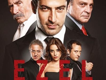 Serie turca telenovela ezel