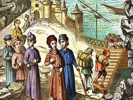 Historia expulsion judios reyes catolicos