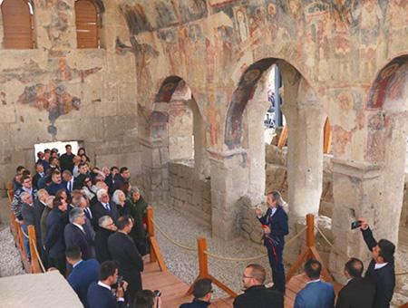 Nigde iglesia romana helena constantino