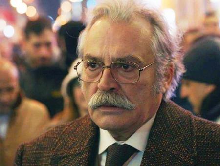 Serie turca sahsiyet haluk bilginer