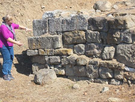 Tekirdag ruinas civilizacion tracia