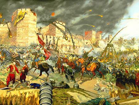 Historia bizancio caida constantinopla