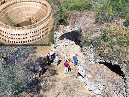 Turquia ruinas coliseo anatolia