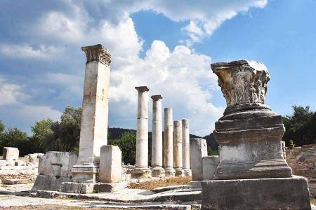 Turquia ruinas stratonikeia