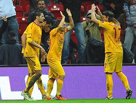 Galatasaray gol