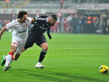 Antalyaspor besiktas