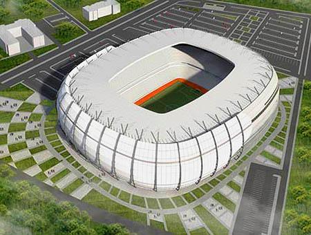 Estadio nuevo sivasspor