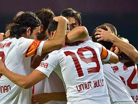 Galatasaray gol victoria