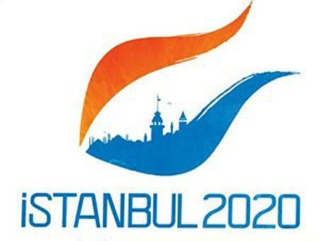 Istanbul 2020 logo