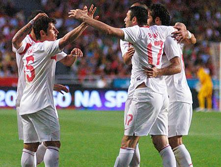 Turquia gol