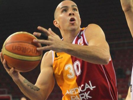 Galatasaray basket arroyo