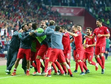 Turquia victoria clasificacion