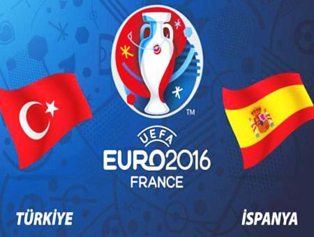 Eurocopa turquia espana