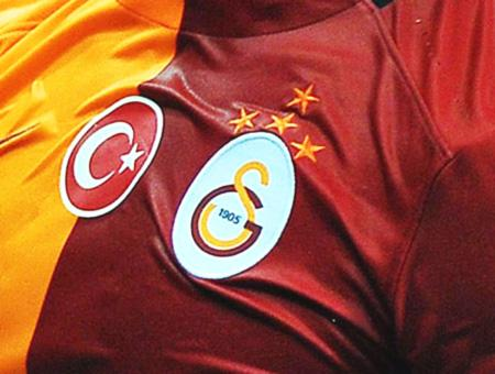 Galatasaray camiseta equipo