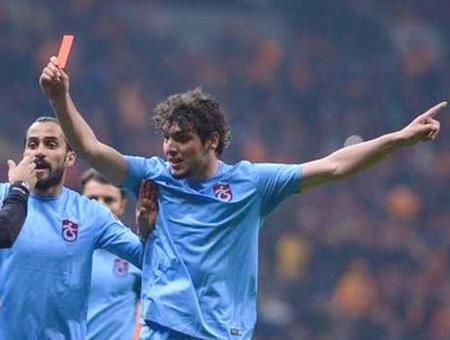 Trabzonspor salih dursun tarjeta