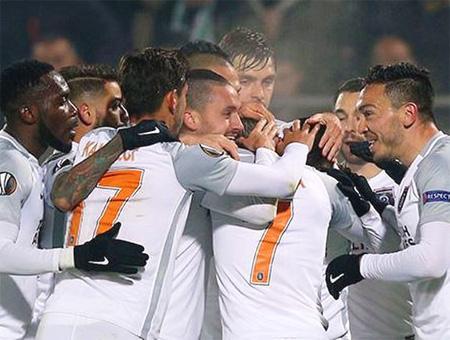 Basaksehir gol victoria