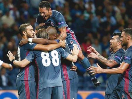 Besiktas gol victoria(2)