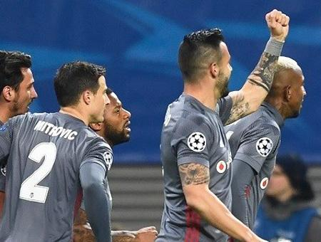 Besiktas gol victoria(4)
