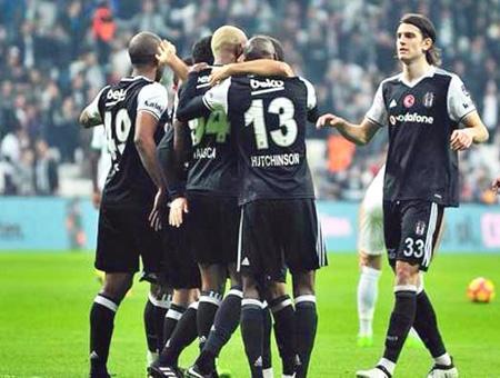 Jornada perfecta para el Beşiktaş
