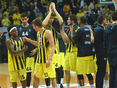 Fenerbahce euroliga baloncesto