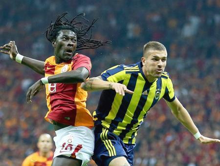 Galatasaray fenerbahce derbi