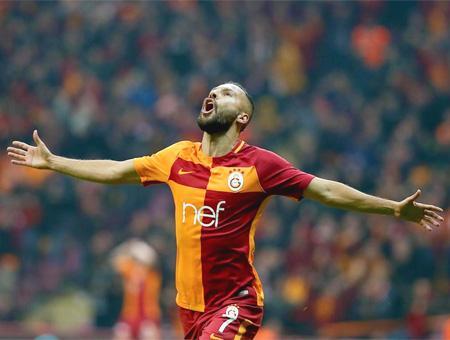 Galatasaray yasin oztekin gol